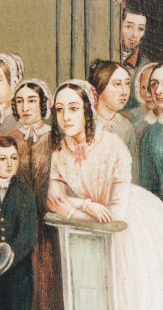 Henriette de Malart, seconde épouse de Charles.