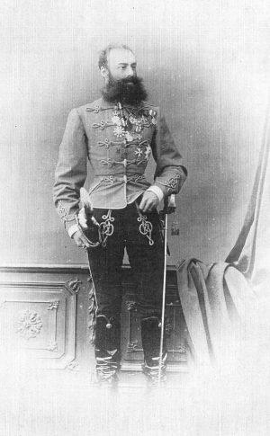 Richard, fils aîné de Charles et d'Henriette, officier de cavalerie en Autriche. Profondément légitimiste, il refusait de servir en France. Marié à une autrichienne, il revint en France pour habiter les Mesnuls. Le château vendu en 1914, il retourna en Autriche pour y terminer ses jours. Il décéda en 1924 sans enfants.