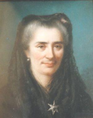 Jeanne, deuxième enfant de Charles et d'Henriette, après le décès de son époux Alain, marquis Le Chartier de Sédouy, qui lui avait donné cinq enfants. Elle rejoignit alors l'Ordre des Dames du Calvaire (qui s'occupait des femmes cancéreuses) à Bruxelles où elle décéda en 1920.