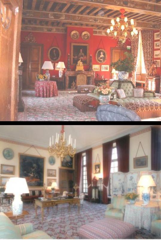 Les salons tels qu'il étaient en 2006.
